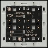 F40 Universal Push-Button Module 2-Gang
