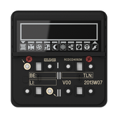 [CD]F40 Room Controller Display Module 2-Gang
