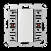 [A/AS]F50 Standard Push-Button Module 1-Gang