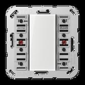 [A/AS]F50 Standard Push-Button Module 2-Gang