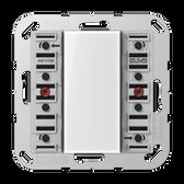 [A/AS]F50 Standard Push-Button Module 4-Gang