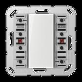 [A/AS]F50 Universal Push-Button Module 4-Gang