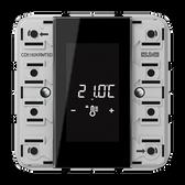 [CD]F50 Room Controller Display Compact Module 2-Gang