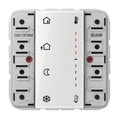 [CD]F50 Room Controller Extension Module 2-Gang