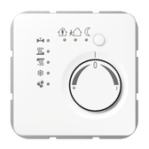 [CD]Room Temperature Controller With Push-Button Interface