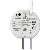 KNX Flush-Mounted Heating Actuator 1-G with Input