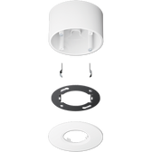 Surface Mounting Set for Mini Presence Detector & Brightness Controller