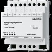 KNX Analogue Actuator Module 4-G - 2204.01 REGAM