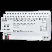 KNX Blinds Actuator 8-G AC 110-230V / 4-G DC 12-48V - 2508 REGHE