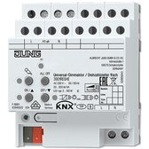 KNX LED Universal Dimming Actuator / Speed Regulator 1-G - 3901 REGHE