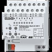 KNX Shutter Actuator 4-G AC 110-230V - 2504 REGHER
