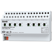 KNX Switch Actuator 8-G C-Load with Current Detection AC 110-230V - 2308.16 REGCHM