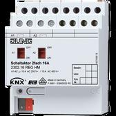 KNX Switch Actuator 2-G - 2302.16 REGHM