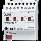 KNX Switch Actuator 4-G - 2304.16 REGHM