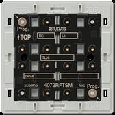F40 KNX RF Radio Transmitter Module 2-Gang