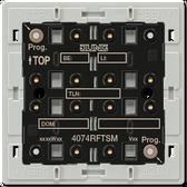 F40 KNX RF Radio Transmitter Module 4-Gang