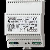 Power Supply for Rail Mounting - NT 2415 REG VDC