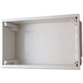 Flush-Mounted Recessed Box for Smart Panel 5.1