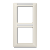 [AS]Frame with Window for Inscription Module for Vertical Installation