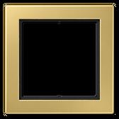 [LS]LS Flat Design Frames Classic Brass