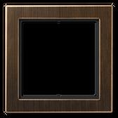 [LS]LS Flat Design Frames Antique Brass