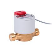 GWF Single Jet Water Meter UNICOcoder MP - Warm Water