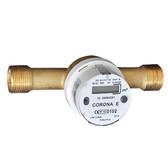 Hydrometer Electronic Water Meter Corona E - Warm Water