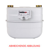 Itron Double Adapter Gas Meter RF1c