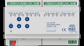 KNX Shutter Actuator 8F 10A 230VAC
