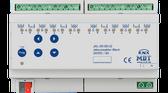 KNX Shutter Actuator 8F 8A 24VDC