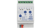 KNX Dimming Actuator 2F 250W 230VAC with active power measurement