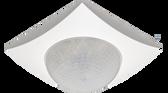 Presence Detector 360° with 4 Sensors & Light Intensity White
