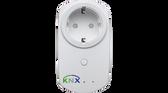 KNX RF+ Socket 1-fold, 16A, 230VAC