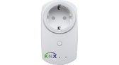KNX RF+ Socket 1-fold, 16A, 230VAC with active power measurement