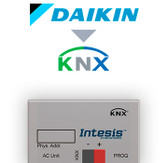 Daikin AC Domestic units to KNX Interface - 1 unit