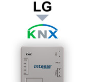 LG VRF systems to KNX Interface with Binary Inputs - 1 unit