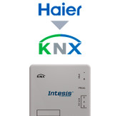 Haier Commercial & VRF systems to KNX Interface 8-16-64 units