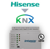 Hisense VRF systems to KNX Interface 16/64 units