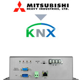 Mitsubishi Heavy Industries VRF systems to KNX Interface - 48/128 units
