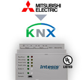 Mitsubishi Electric City Multi systems to KNX Interface - 15/100 units