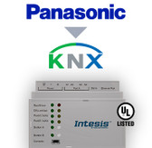 Panasonic ECOi, ECOg and PACi systems to KNX Interface - 16/64 units