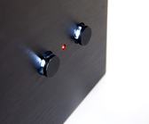 ZITA CARRE - 2 PUSH-BUTTONS KNX WITH LEDS