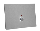 ZITA BANDE - 1 PUSH-BUTTON KNX WITH LED