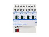 Dimmer 4 Channels x 1-10V - DM04D01KNX (Login to see your special price)