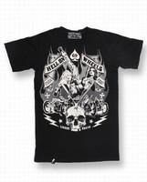 Hell on wheels 2 liquorbrand t-shirt