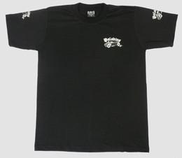 Front - Paladins hotrod t-shirt