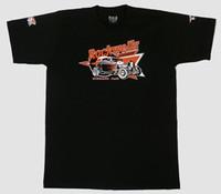 Front - Rockwells hotrod t-shirt