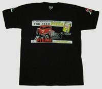 Front - Pyroil hotrod t-shirt