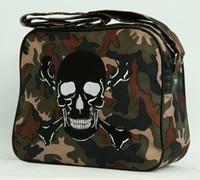 Skull army squared bag Bag