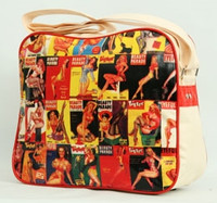 Pin Up beige squared bag Bag